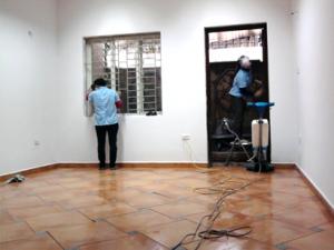 dịch vụ vệ sinh công nghiệp sau xây dựng