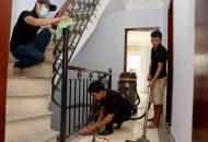 dịch vụ vệ sinh nhà cửa tại dĩ an