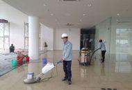 dịch vụ đánh bóng sàn đá marble tại quận 12