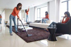 vệ sinh giặt thảm