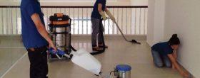 vệ sinh công nghiệp tại nhà bè