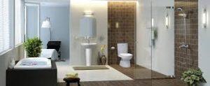phương pháp vệ sinh phòng tắm