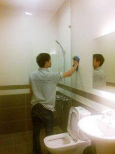 vệ sinh công nghiệp - tổng vệ sinh