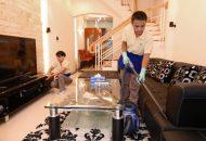dịch vụ dọn dẹp nhà cửa sau xây dựng