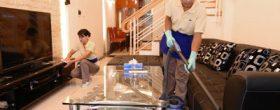 dịch vụ vệ sinh nhà ở tại quận tân phú