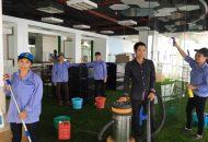 dịch vụ vệ sinh nhà xưởng tại quận 8