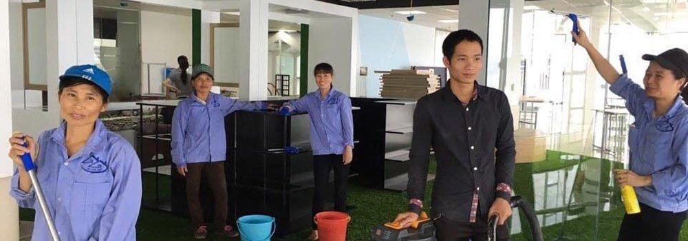 dịch vụ dọn dẹp nhà ở tại quận gò vấp