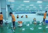 dịch vụ vệ sinh nhà xưởng tại quận tân bình