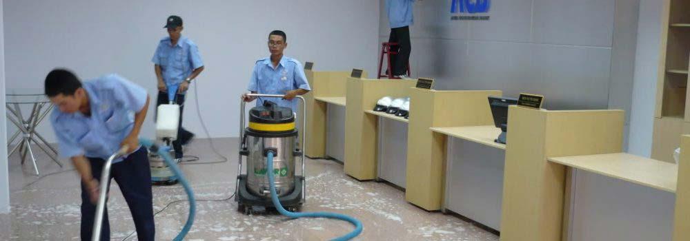 dịch vụ vệ sinh công nghiệp uy tín và chuyên nghiệp