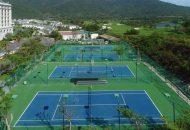 dịch vụ vệ sinh sân tennis, sân golf