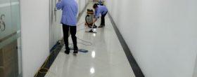 vệ sinh công nghiệp quận tân phú