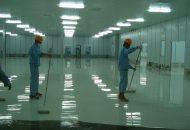 dịch vụ vệ sinh nhà xưởng tại quận 6