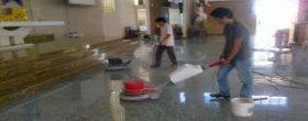 dịch vụ đánh bóng sàn đá granite tại củ chi