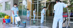 Công ty vệ sinh công nghiệp tại quận 11