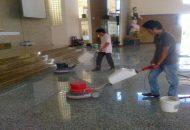 dịch vụ chà sàn tại quận 10