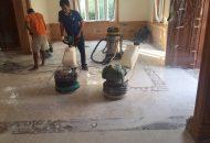 dịch vụ đánh bóng sàn đá granite tại dĩ an