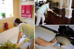 dịch vụ tổng vệ sinh nhà ở