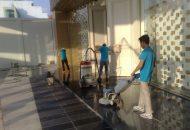 dịch vụ đánh bóng sàn đá marble tại quận 2