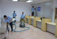 vệ sinh công trình sau xây dựng tại quận 7