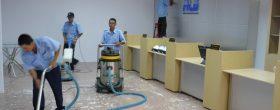 Công ty vệ sinh công nghiệp tại quận 5