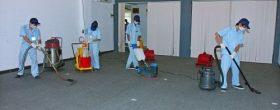 vệ sinh công trình sau xây dựng tại quận 9
