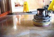 dịch vụ đánh bóng sàn đá granite tại quận 3