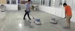 dịch vụ đánh bóng sàn đá granite tại quận 7