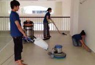 vệ sinh công nghiệp sau xây dựng tại quận 12