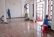 vệ sinh công trình sau xây dựng tại quận 4