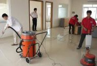 vệ sinh công trình sau xây dựng tại quận 5
