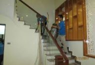 vệ sinh công trình sau xây dựng tại quận 3