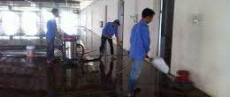 dịch vụ đánh bóng sàn bê tông tại quận 10