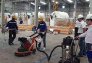 dịch vụ đánh bóng sàn bê tông tại tphcm